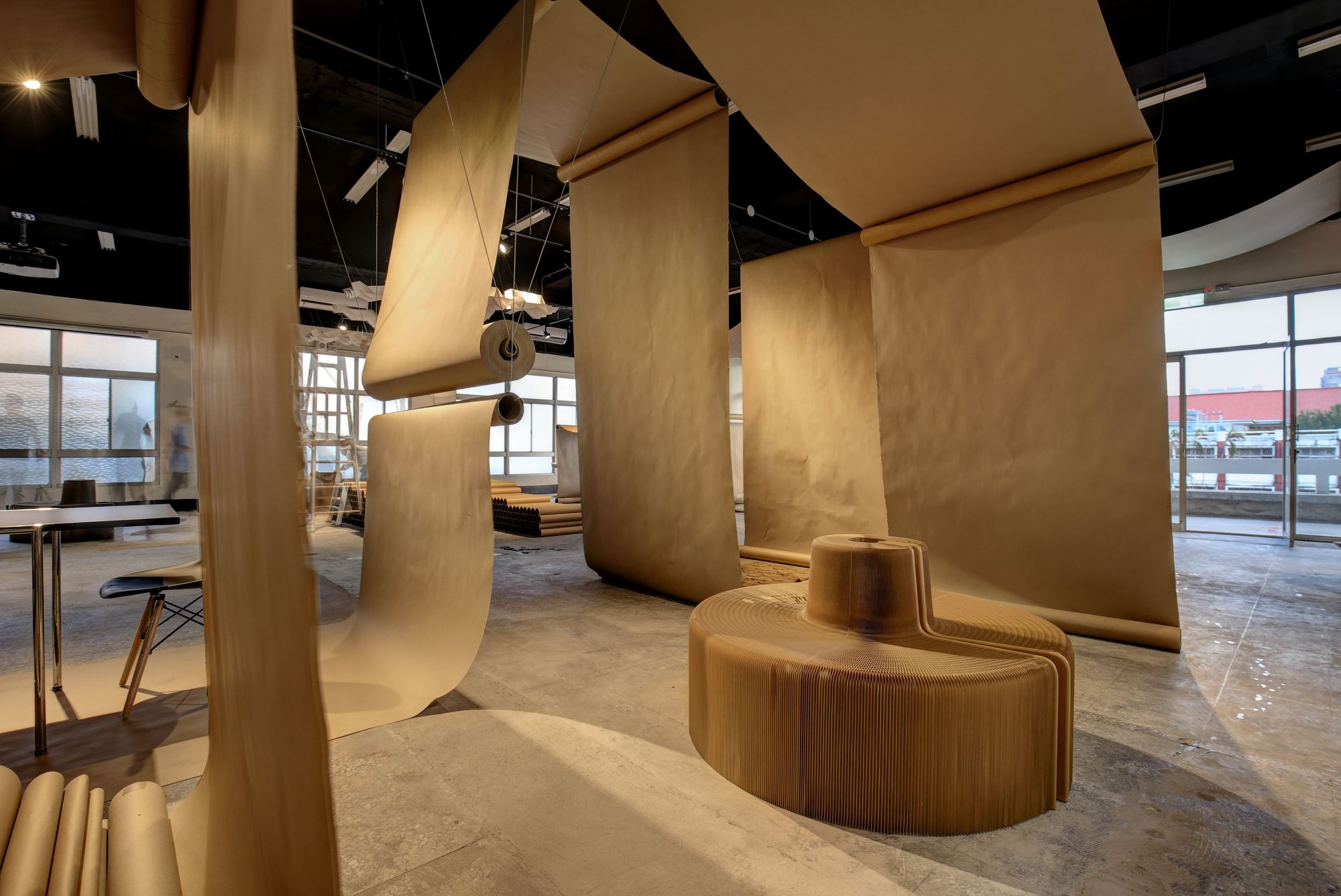 Gallery Of Happier Caf Paper Space Jc Architecture 2