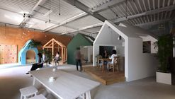 Omihihachiman-Workspace / ALTS Design Office