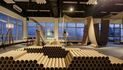 Happier Café - Paper Space / JC Architecture