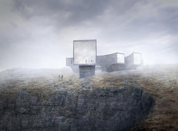 Reiulf Ramstad + Dualchas diseñan centro de visitantes en remota isla de Escocia, © Reiulf Ramstad Arkitekter / Dualchas