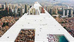 """Arte e Arquitetura: """"Superstudio Revisitado"""" por Nitsche Arquitetos + Jorn Konijn"""