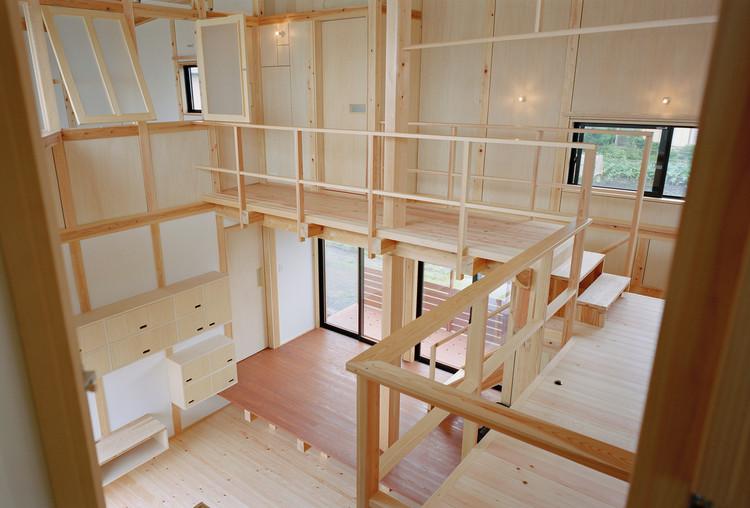 Casa en Iwasawa / Opensite Architecture Studio, © Takeshi Yamagishi
