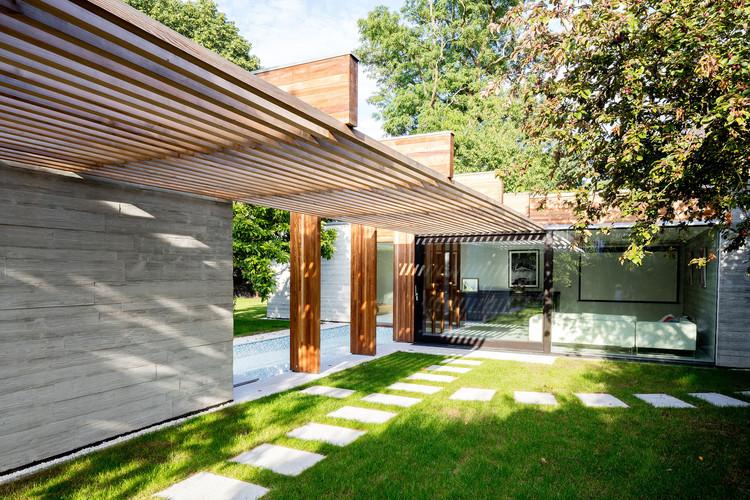 Ampliación y renovación de la Cabaña Warren / McGarry-Moon Architects, © Adam Currie