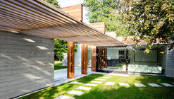 Warren Cottage Extension and Renovation / McGarry-Moon Architects