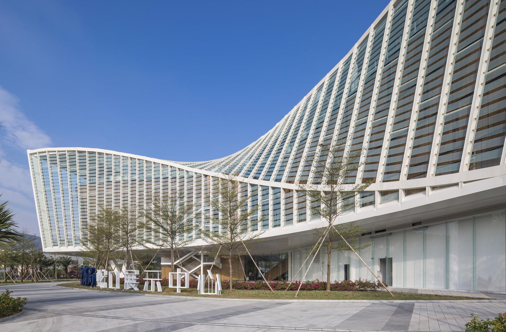 Gallery Of Prince Bay Marketing Exhibition Centre Aecom 15