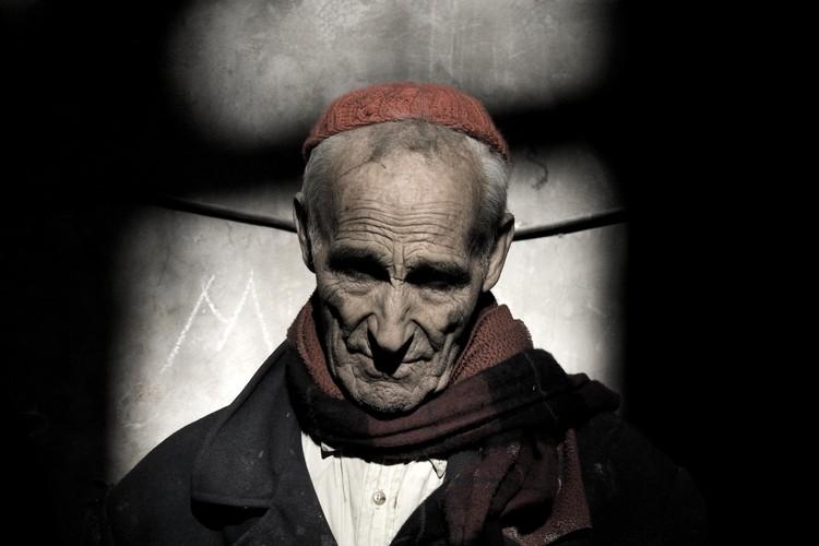 Justo Gallego, retratado por gmalon en 2007. Image © gmalon [Flickr], bajo licencia CC BY-NC 2.0