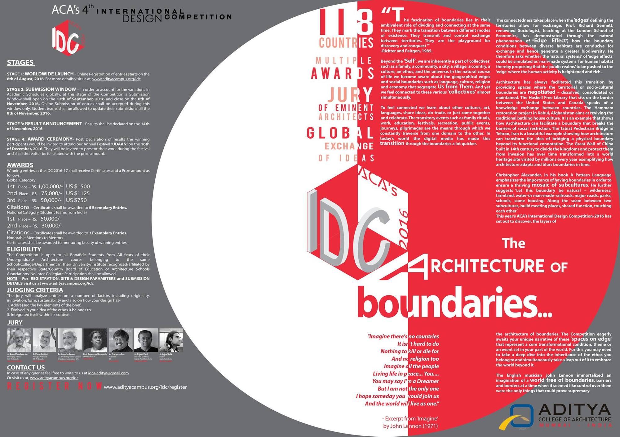 2008 essay contests