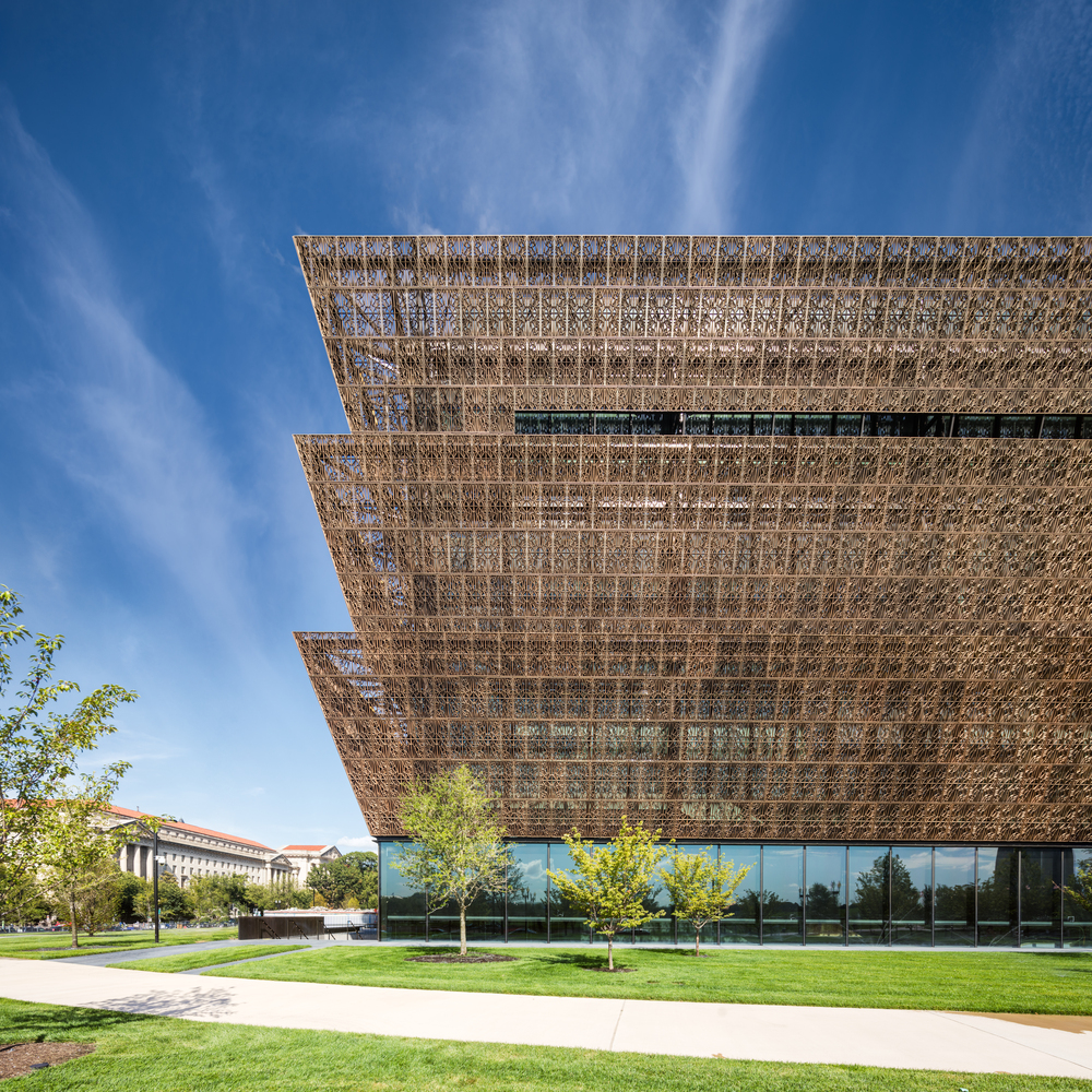 Smithsonian National Museum of African American History and Culture / Freelon Adjaye Bond/SmithGroupSmithsonian National Museum of African American History and Culture / Freelon Adjaye Bond/SmithGroup