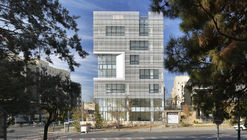White Office Building / BNS Studio
