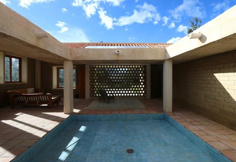 Casa de Tierra  / Arango Arquitecto, © Alfonso Arango