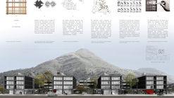 Guillermo Hevia García, ganador del concurso internacional de ideas de vivienda colectiva Hábitat Colectivo