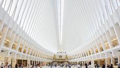 Hufton+Crow presenta una serie fotográfica del WTC Transportation Hub de Calatrava