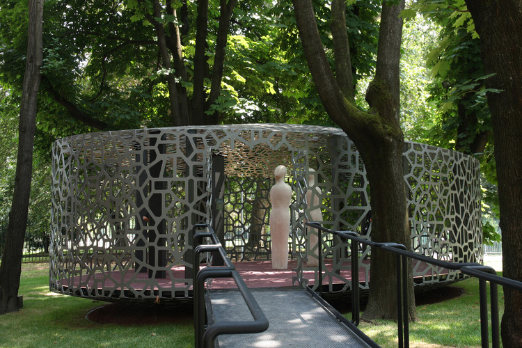 Cortesía Studio di Architettura Attilio Stocchi