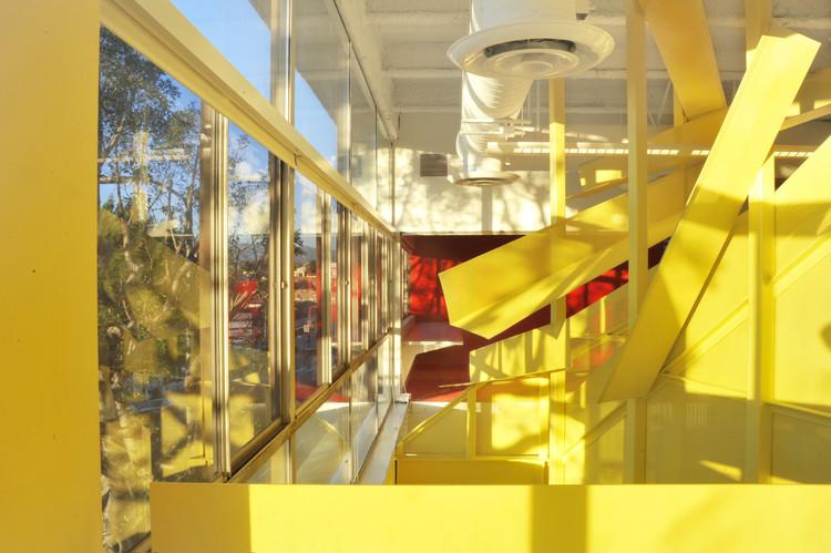 Courtesy of Lehrer Architects