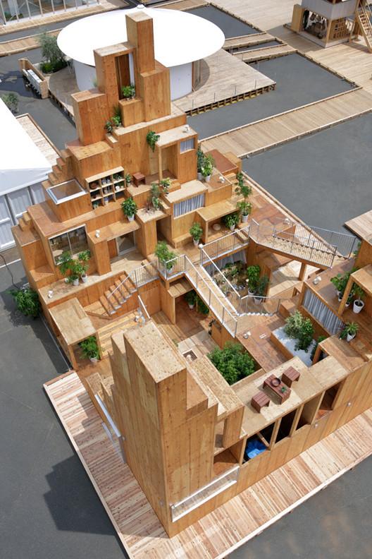 Cortesía de HOUSE VISION Tokyo