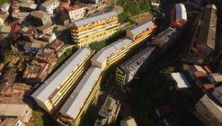 Clásicos de Arquitectura: Población Marquez de Valparaíso / Pedro Goldsack