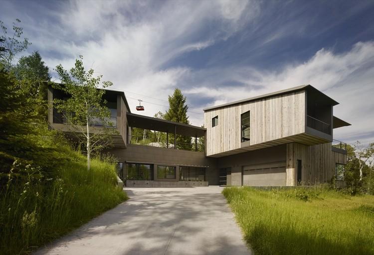 Retiro de Boulder  / Carney Logan Burke Architects, © Matthew Millman