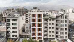 Tehran Office Building / AWE Office - Amir Shahrad