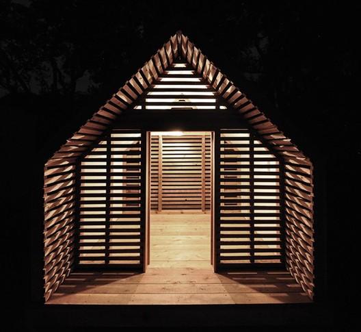"""""""Linterna"""", Bob Borson (2014). Imagen cortesía de The Life of an Architect"""