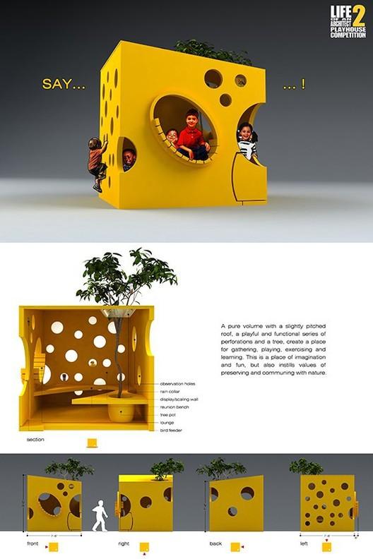 """""""¡Diga cheese!"""", Manuel Millán (2016). Imagen cortesía de The Life of an Architect"""