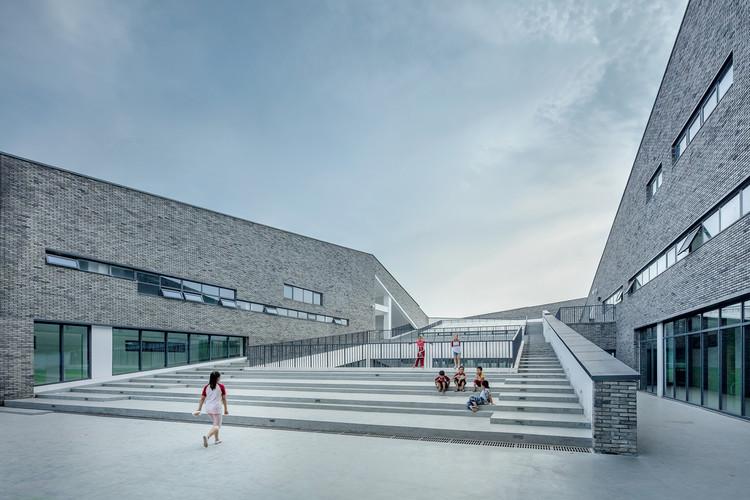 120-Division School / WAU Design, © MA Minghua - ZHAN Changheng