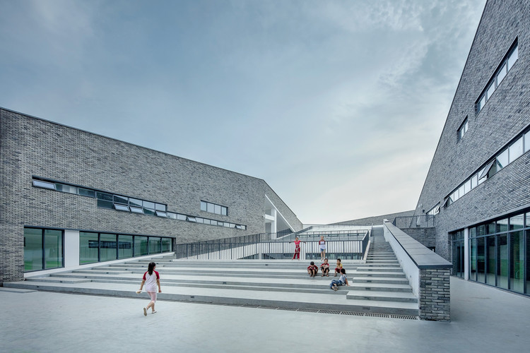 Escuela 120-Division / WAU Design, © MA Minghua - ZHAN Changheng