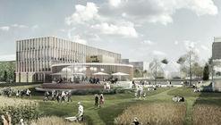 Lo urbano se une con la agricultura en la expansión de 'Agro Food Park' en Dinamarca