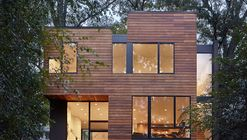 Lyon Park House / Robert M. Gurney