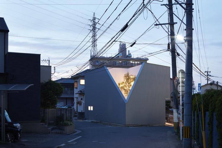 Casa OJI / Kenta Eto Atelier Architects, © Toshiyuki Yano