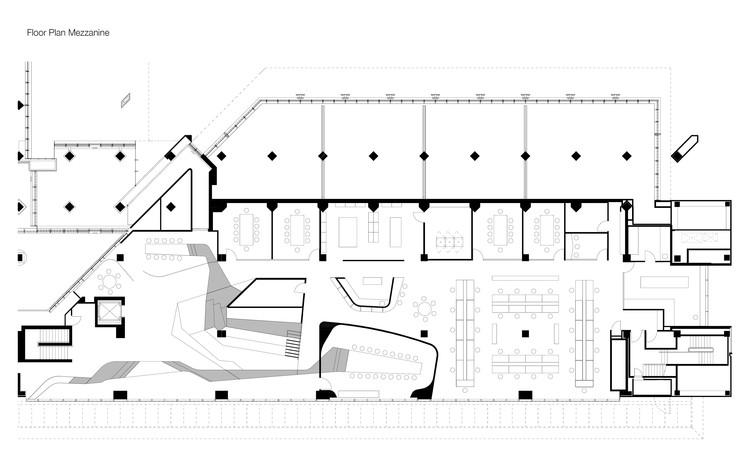 woods bagot melbourne studio woods bagot archdaily. Black Bedroom Furniture Sets. Home Design Ideas