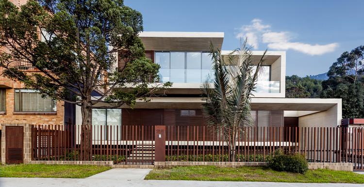 Casa MR  / H+H ARQUITECTOS , © Rodrigo Dávila