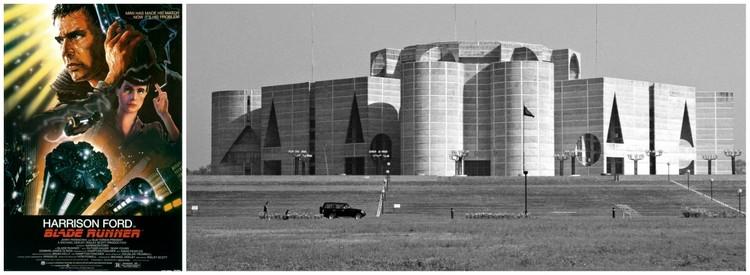 Imagen del Edificio de la Asamblea Nacional del © abrinsky usuario de flickr. Con licencia CC BY-NC-SA. Blade Runner usuario la imagen © flickr echoes4ever. Autorizado bajo CC BY-NC-ND 2.0.