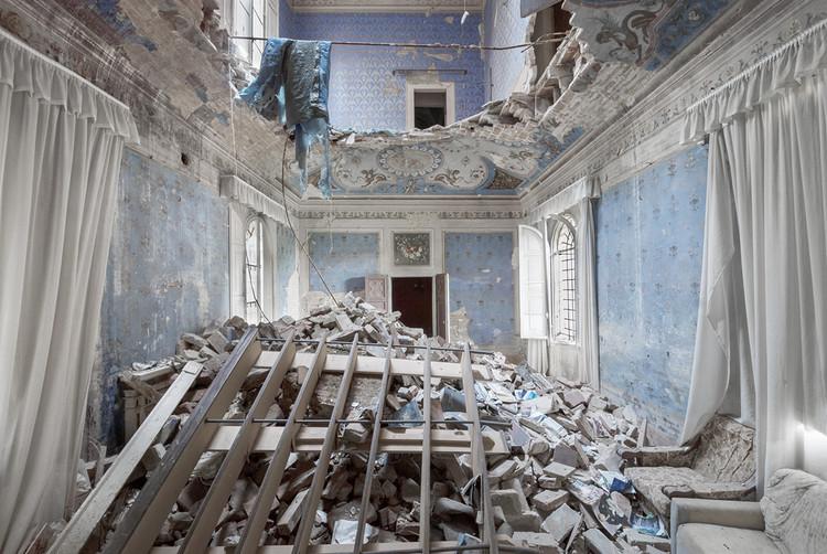 Italia; construida durante varios siglos, parte más antigua es del siglo 14, pero la mayor parte del palacio fue construido en 1870. Imagen © Mirna Pavlovic