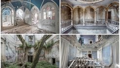 Photographer Mirna Pavlovic Captures the Decaying Interiors of Grand European Villas