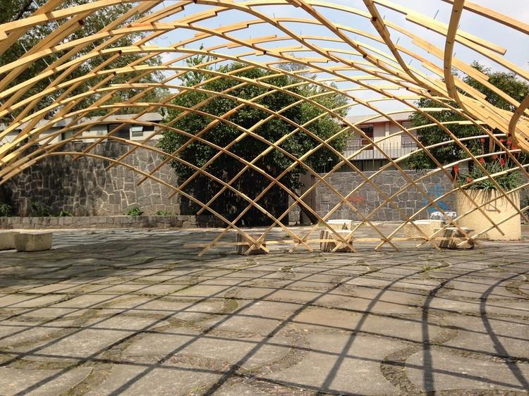 Pabellón Experimental Moriko. Image © Yoshio Fukumori
