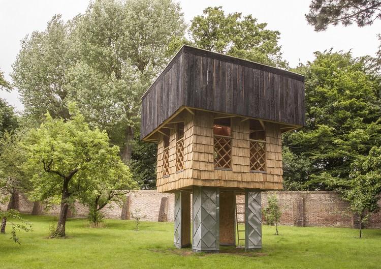 Seminar House Pavilion 2016 (Kingston University). Image Cortesía de Etienne Wijnen