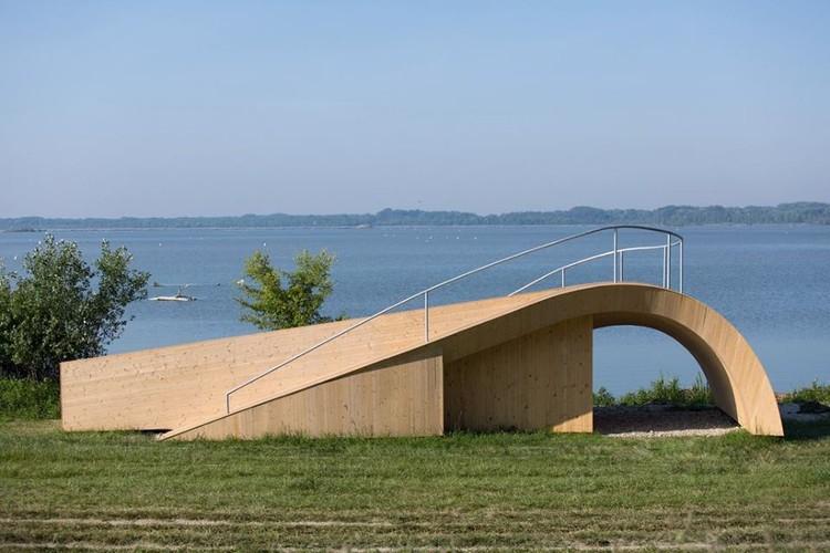 Duna.Birtdwatching (Bergen Architecture School  + Slovak University of Technology). Image Cortesía de Emma Voisin Isdahl