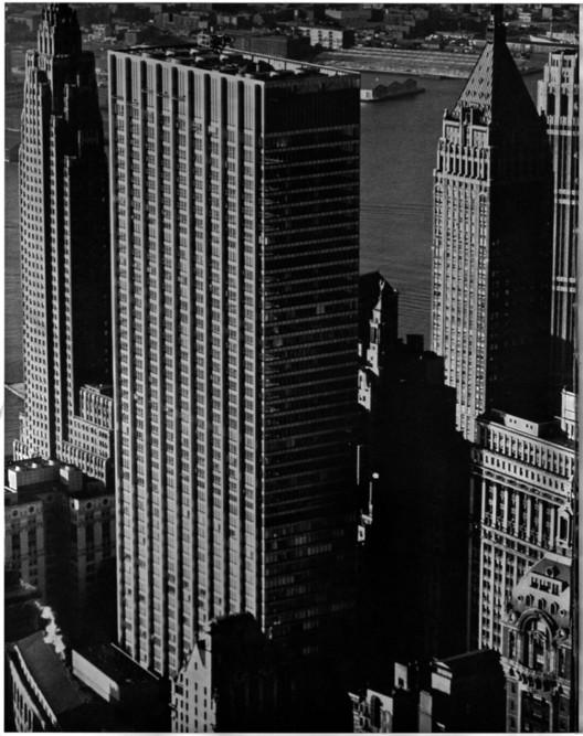 Chase Manhattan Plaza / SOM © SOM