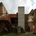Villers Abbey Visitor Center / Binario Architectes