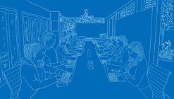 Convocatoria abierta: Dibuja tu espacio de trabajo