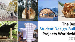 The Best Student Design-Build Projects Worldwide 2016