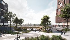 EFFEKT & karres+brands Win Competition to Transform Industrial Wasteland Into Vibrant Urban District in Roskilde
