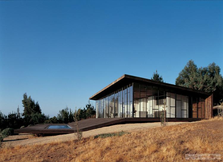 Casa Deck. Image © Cristobal Palma / Estudio Palma