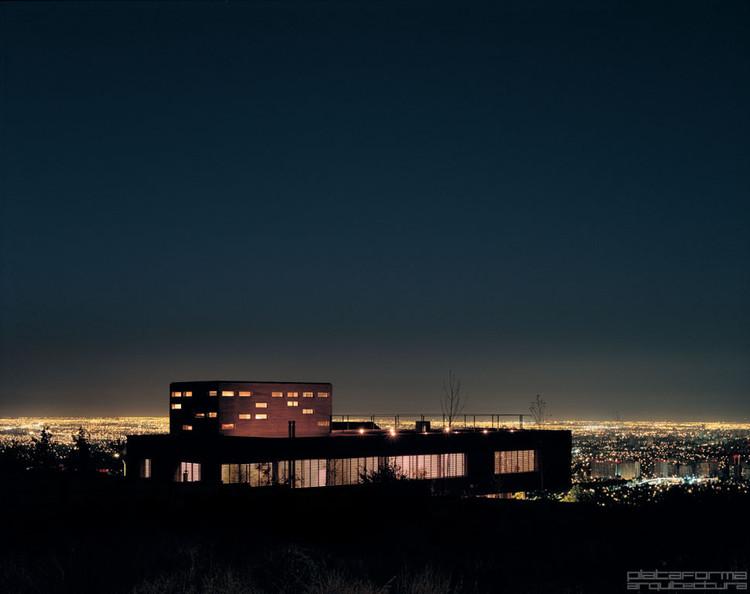Casa Serrano. Image © © Felipe Assadi + Christophe Rousselle