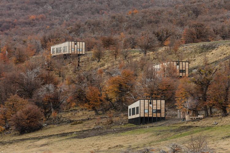 Hotel Awasi Patagonia. Image © Fernando Alda
