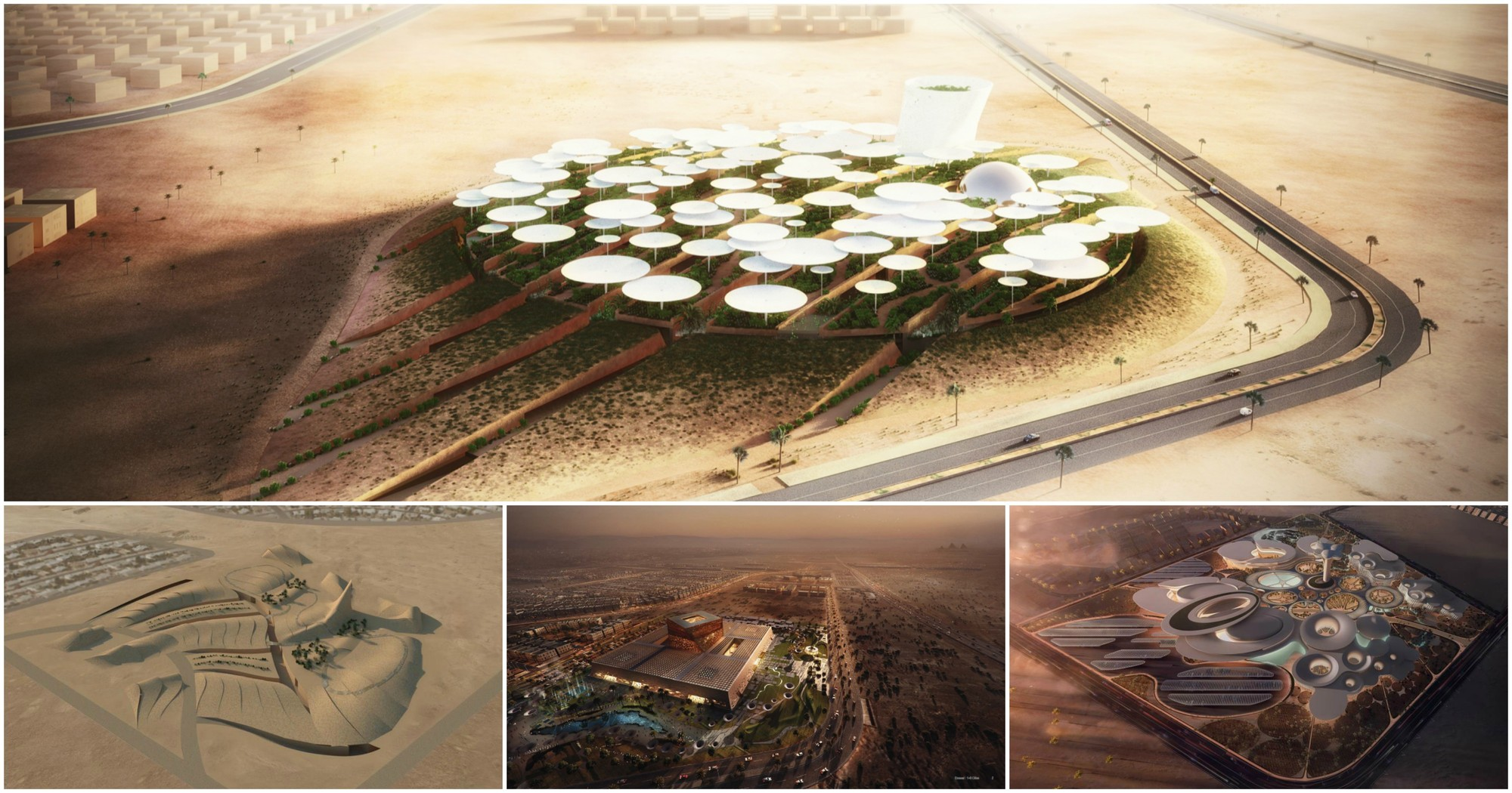 Gallery of weston williamson partners win competition to for Architecture design company in egypt