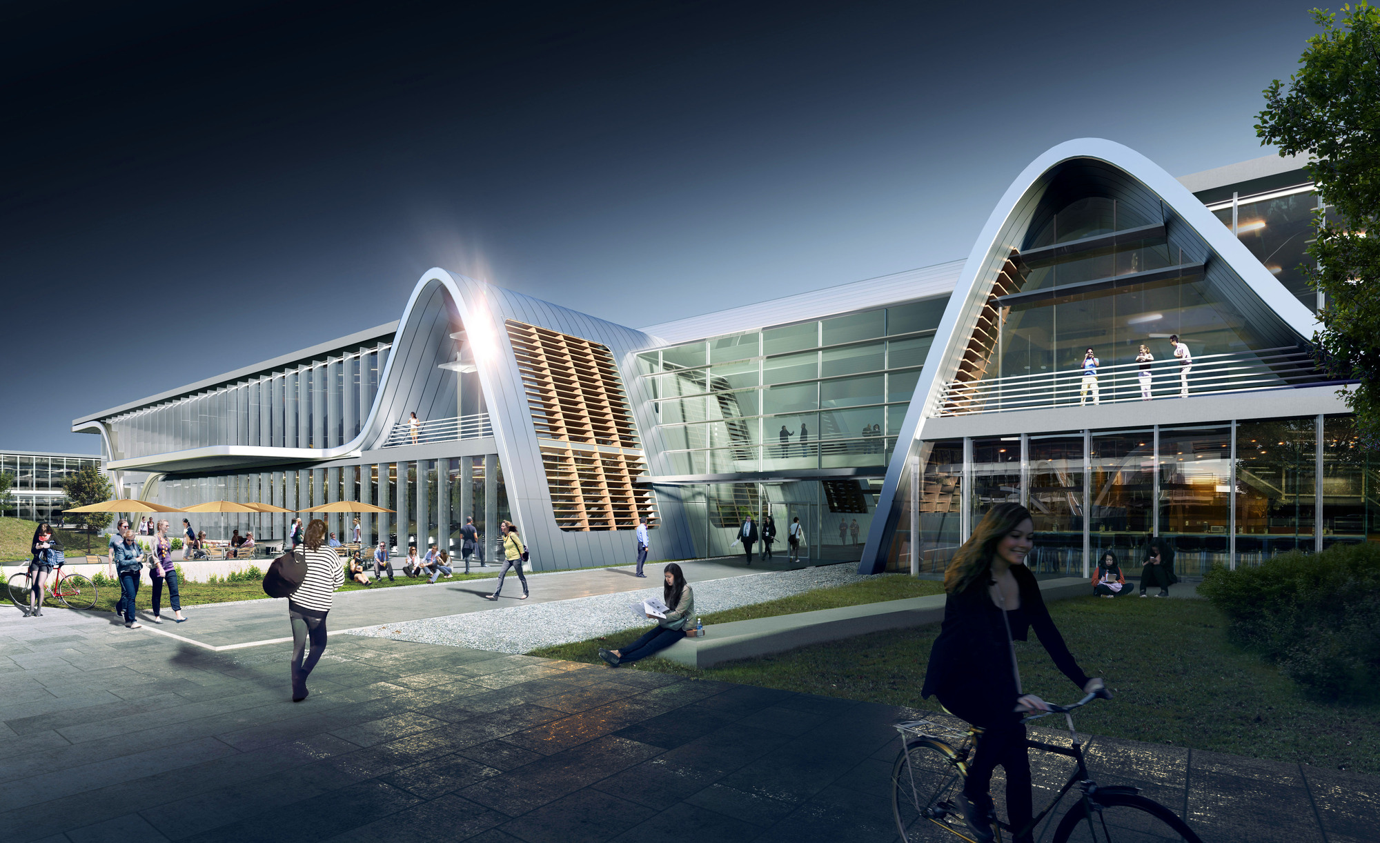 Gallery of form4 architecture breaks ground on sustainable for Architecture design com