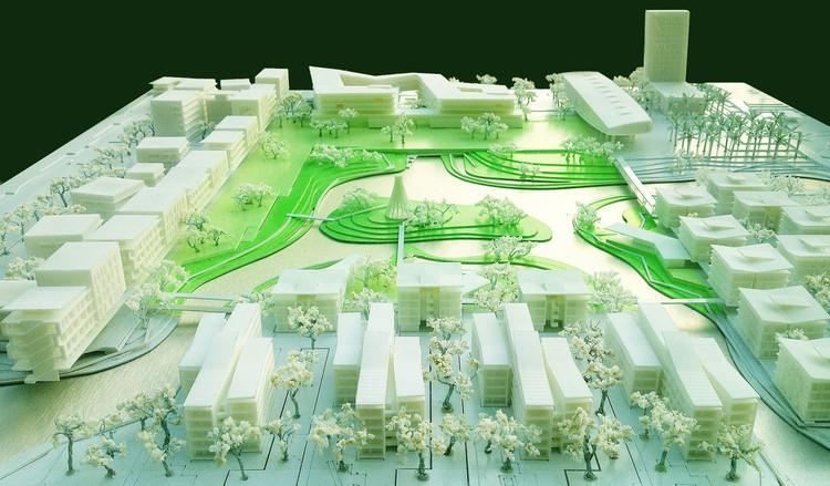 Cortesía de As.Architecture-Studio y VHA Architects