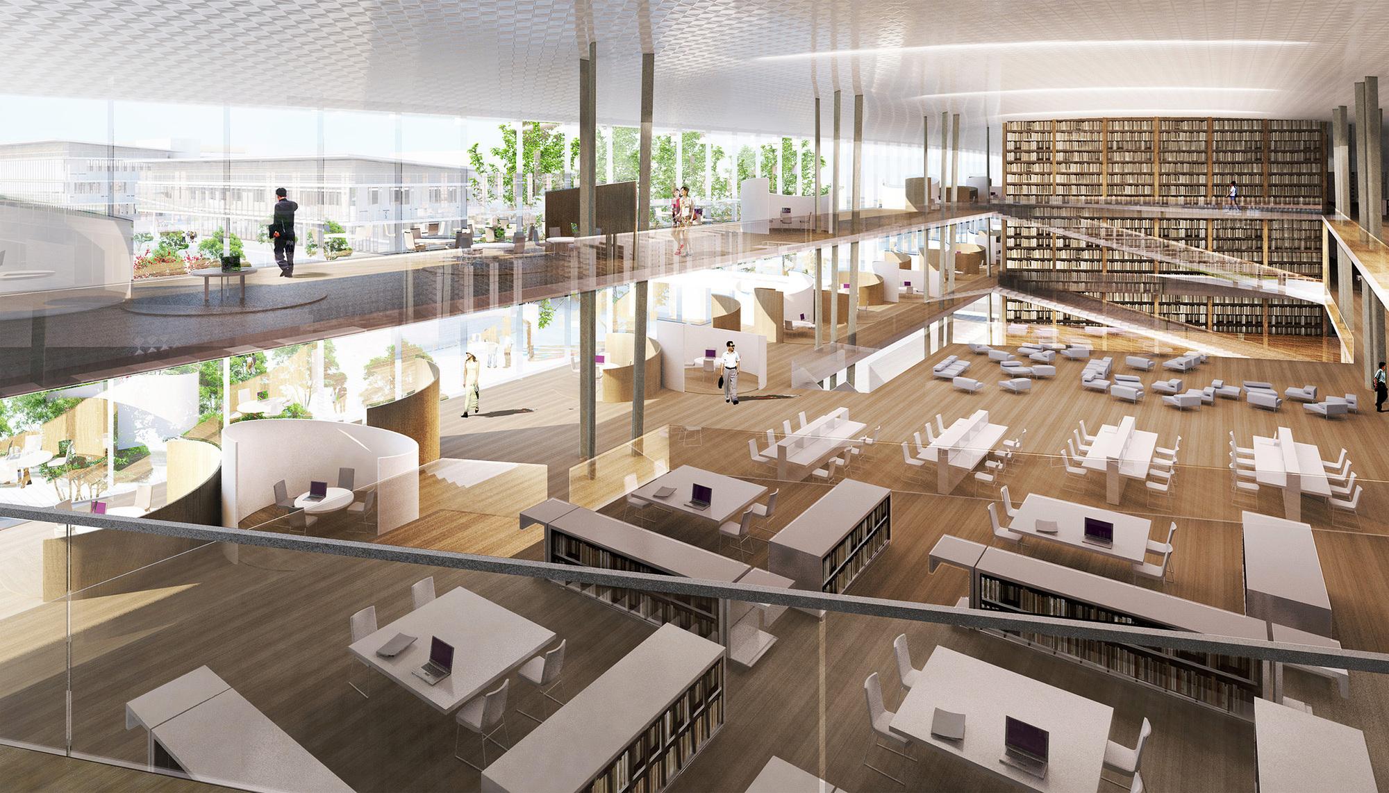 Norman Architecture And Interior Design