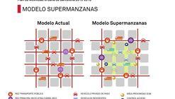 Barcelona abre la primera 'supermanzana' para devolverle las calles a los peatones y ciclistas